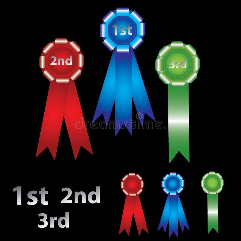Download Award Ribbons Stock Photography - Image: 2010092