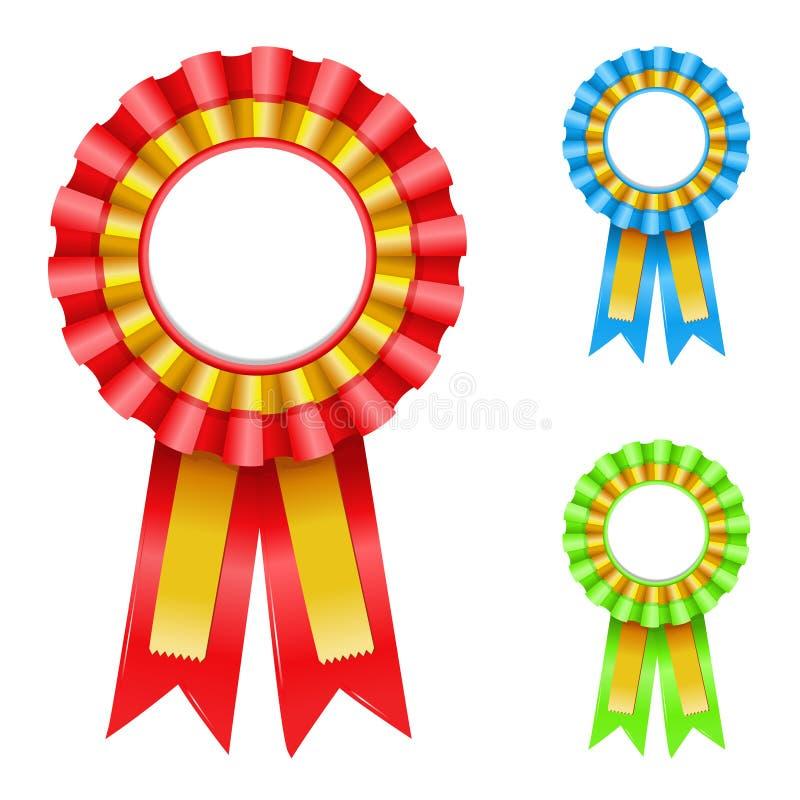 Award Rosette Stock Image