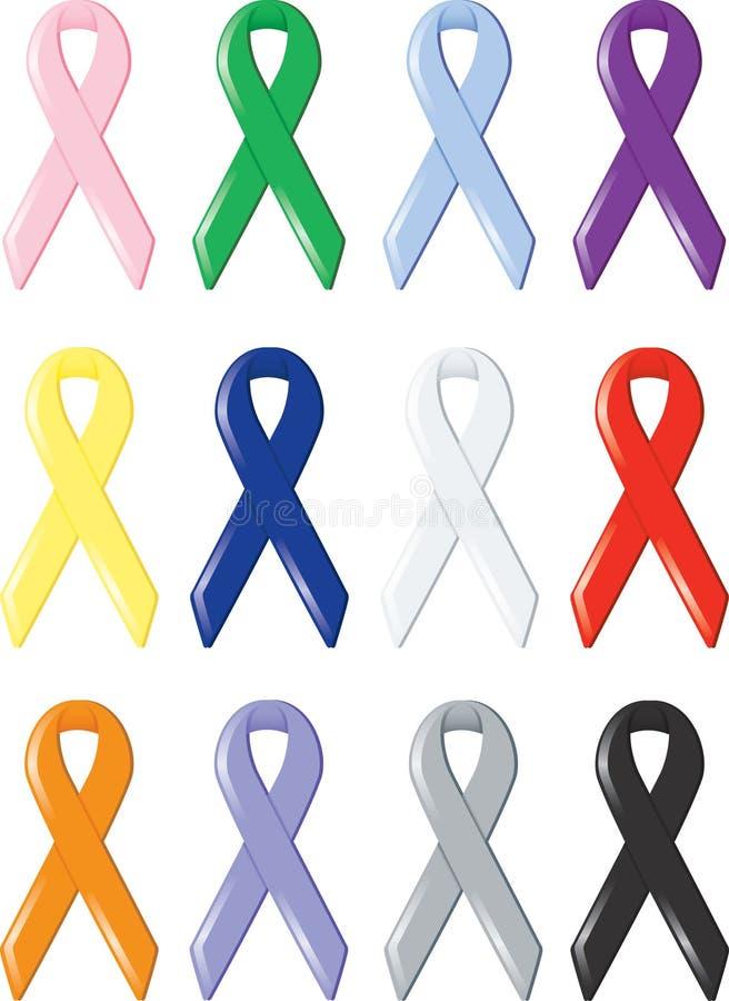 Free Awareness Ribbons Stock Images - 3312754