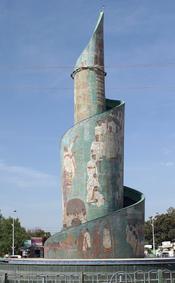 Awassa, Ethiopie, Afrique image libre de droits