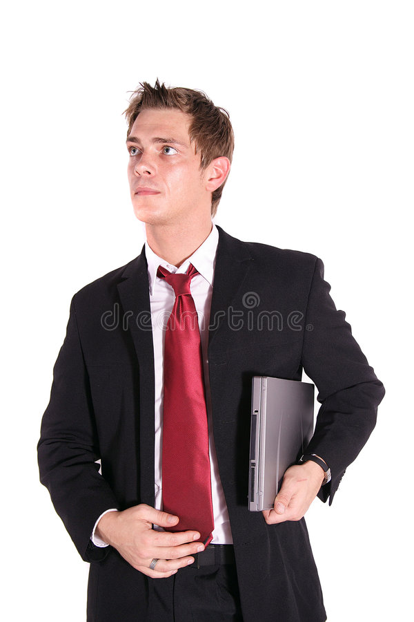Download Away on business stock image. Image of staffer, head, person - 6803575