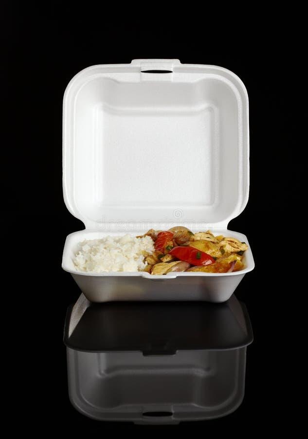 away kinesisk mattake fotografering för bildbyråer