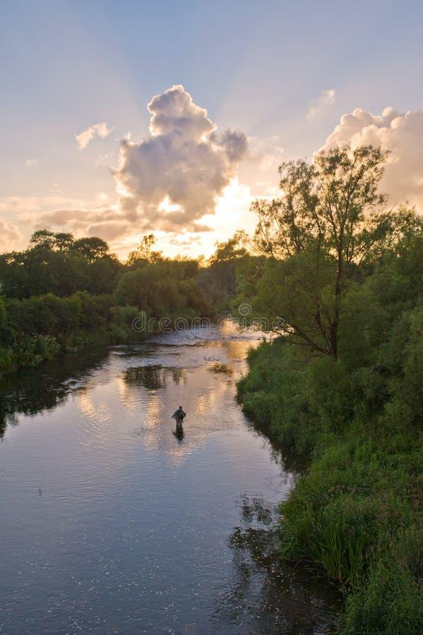 aweg ποταμός στοκ εικόνες