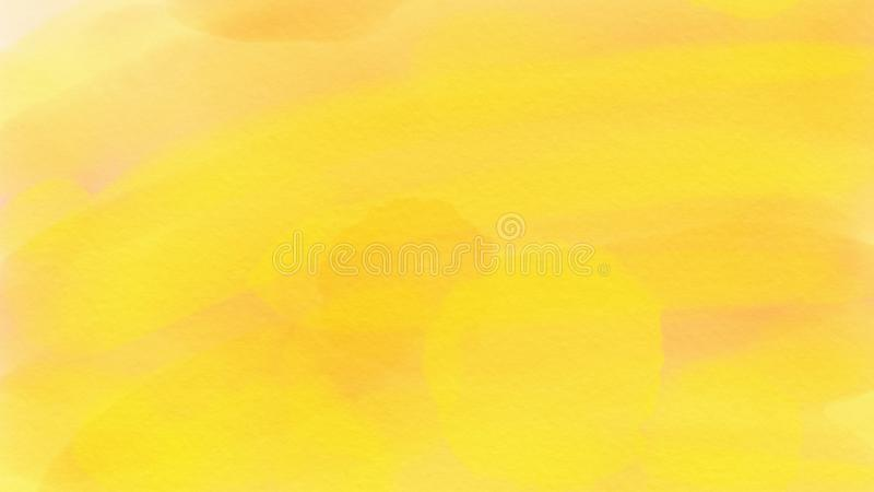 Awesome abstract watercolor gold background for webdesign, colorful background, blurred, wallpaper royalty free stock photography
