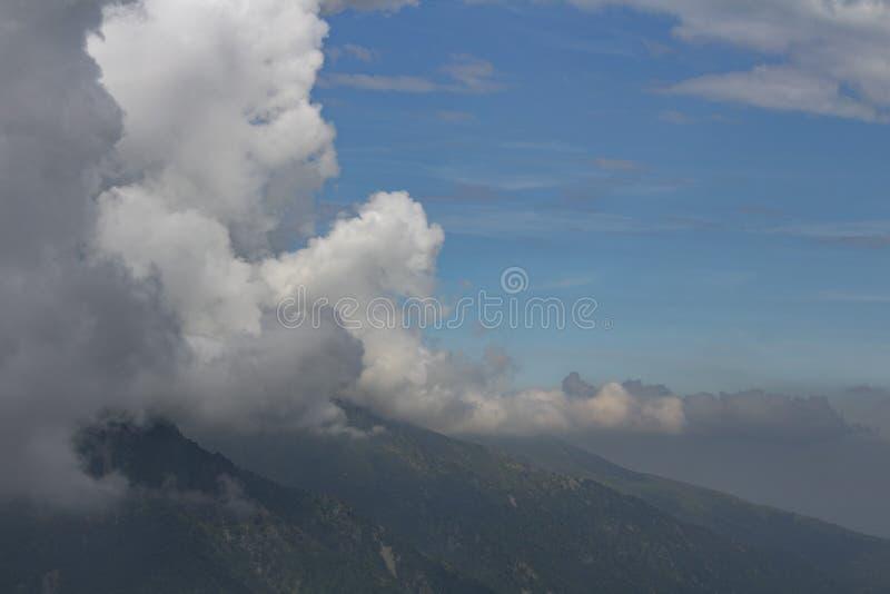 Italian mountains royalty free stock photos