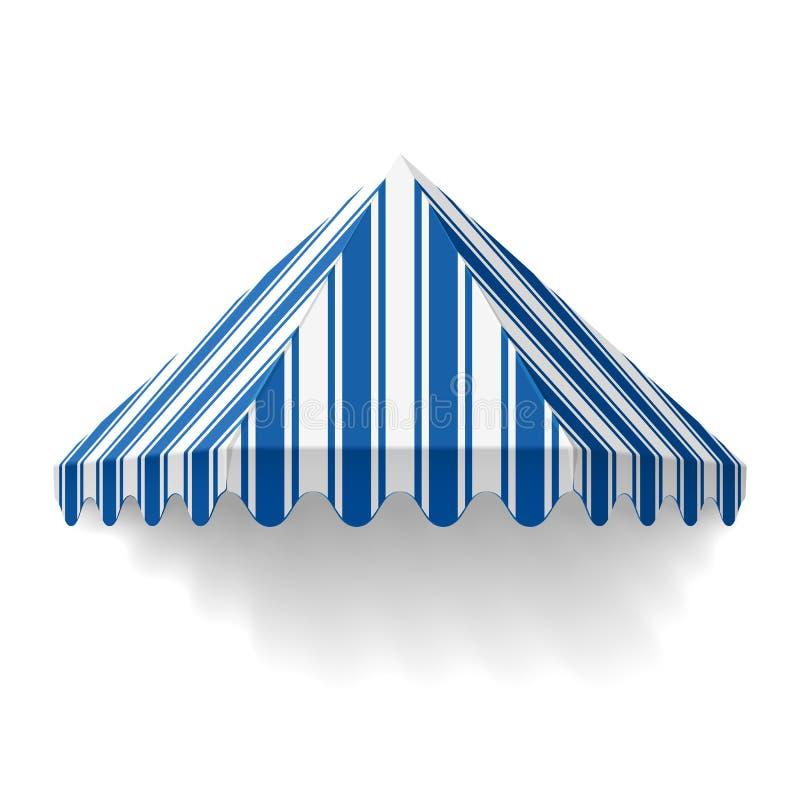 awning απεικόνιση αποθεμάτων