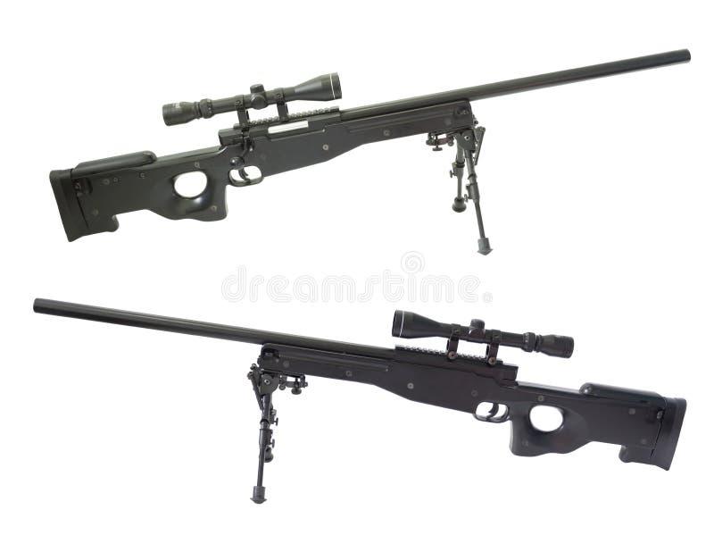 AWP Sniper. Stock Images