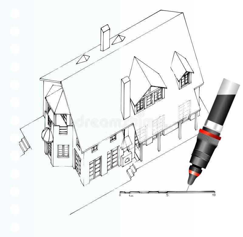 axa41207 иллюстрация штока