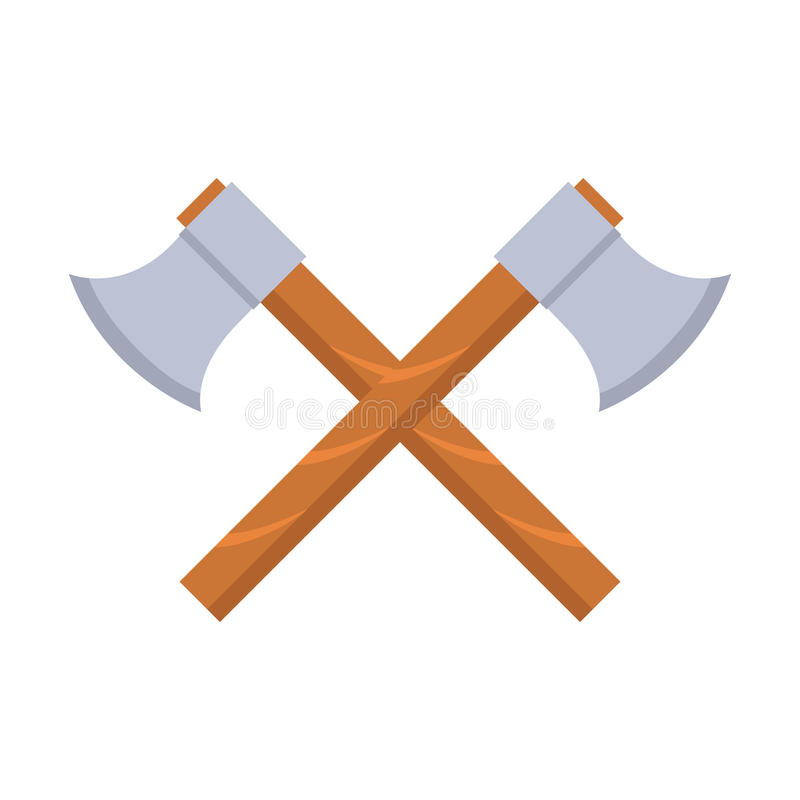Download Axe Weapon Vector Illustration. Stock Vector - Image: 83703359