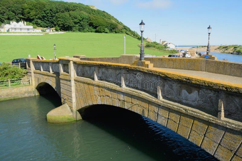 Axmouth桥梁 图库摄影