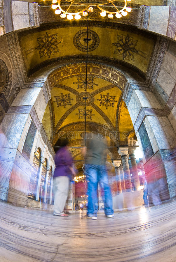 Aya Sofia royalty free stock photo