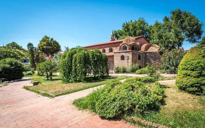 Aya Sofya également connue sous le nom de Hagia Sophia dans Iznik, Turquie images libres de droits