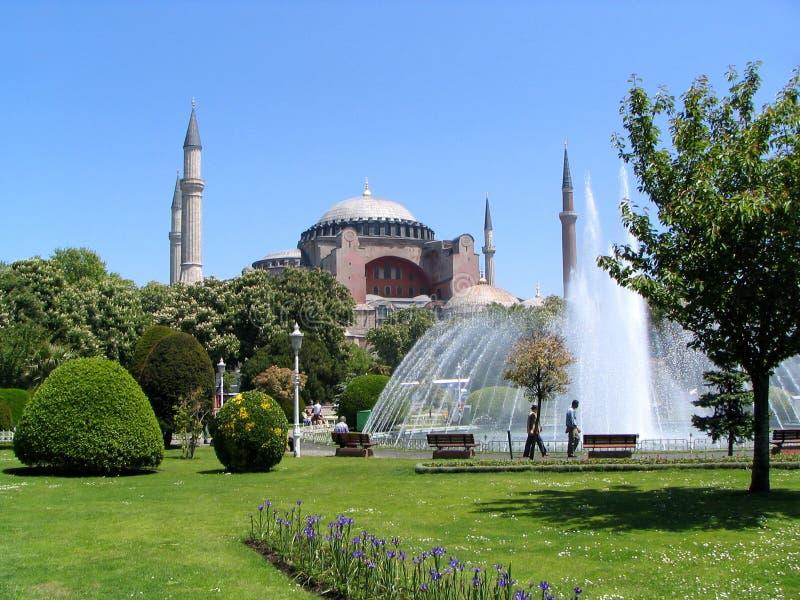 Download Aya Sofya immagine stock. Immagine di costantinopoli, religione - 218653