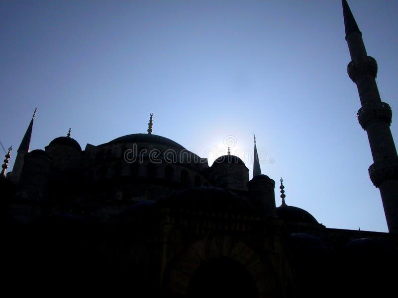 Aya Sofya, Istambul imagens de stock
