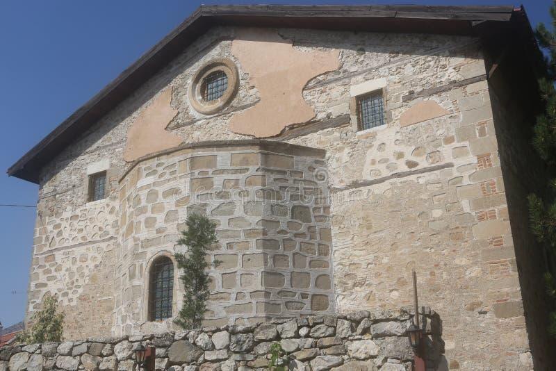 The Aya Stefanos Church, Egirdir. royalty free stock images
