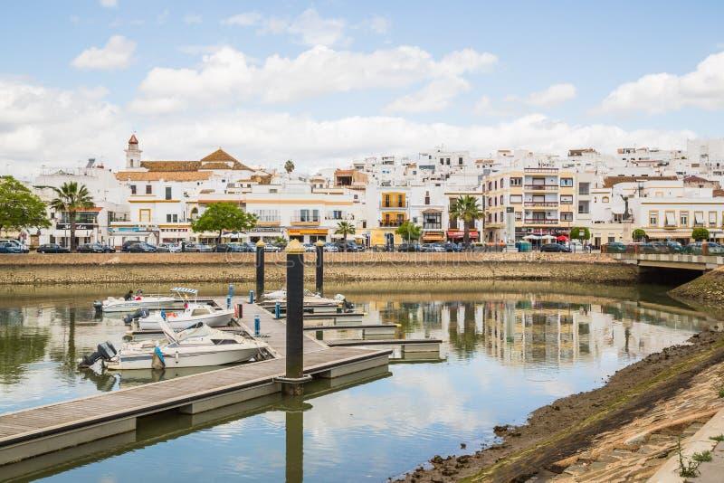 Ayamonte, Ανδαλουσία, Ισπανία στοκ φωτογραφία