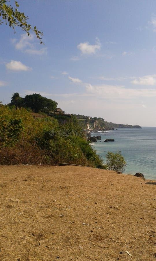 Ayana Beach fotografía de archivo libre de regalías