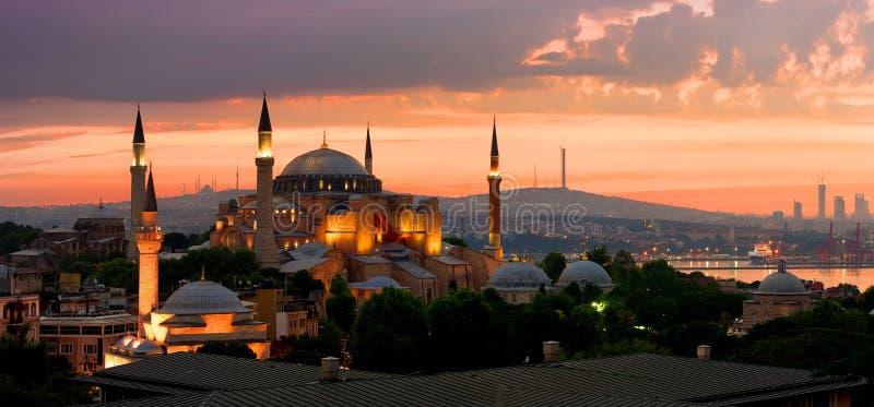 Ayasofya à Istanbul photo libre de droits