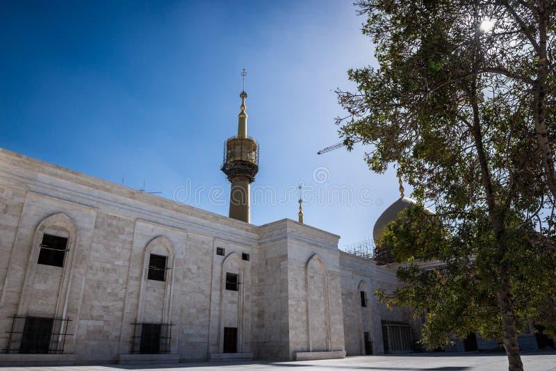 Ayatollah Khomeini Mausoleum imagem de stock