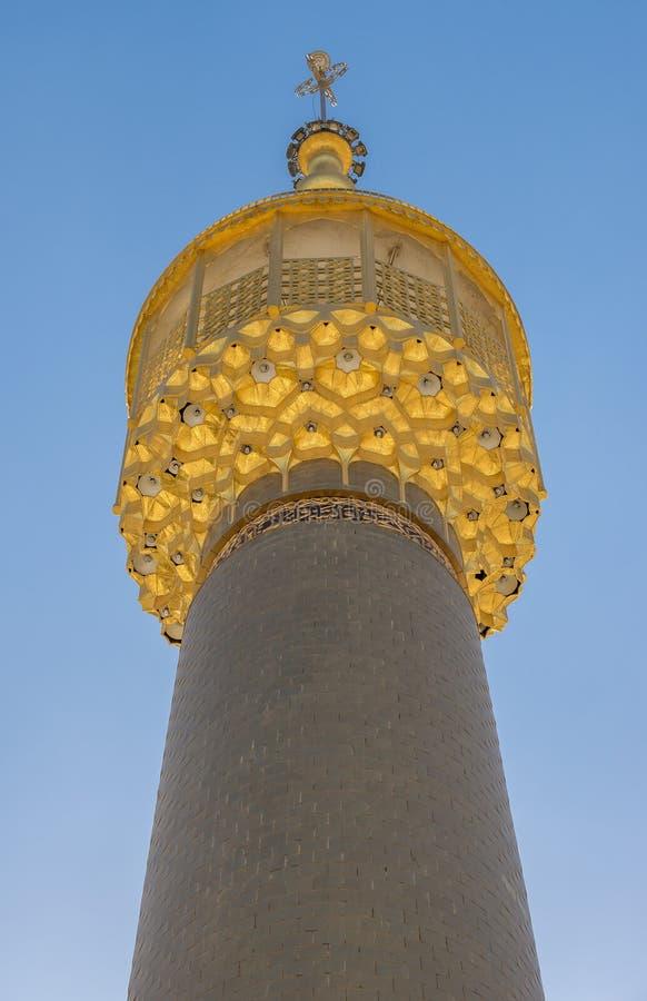 Ayatollah Khomeini Mausoleum imagens de stock