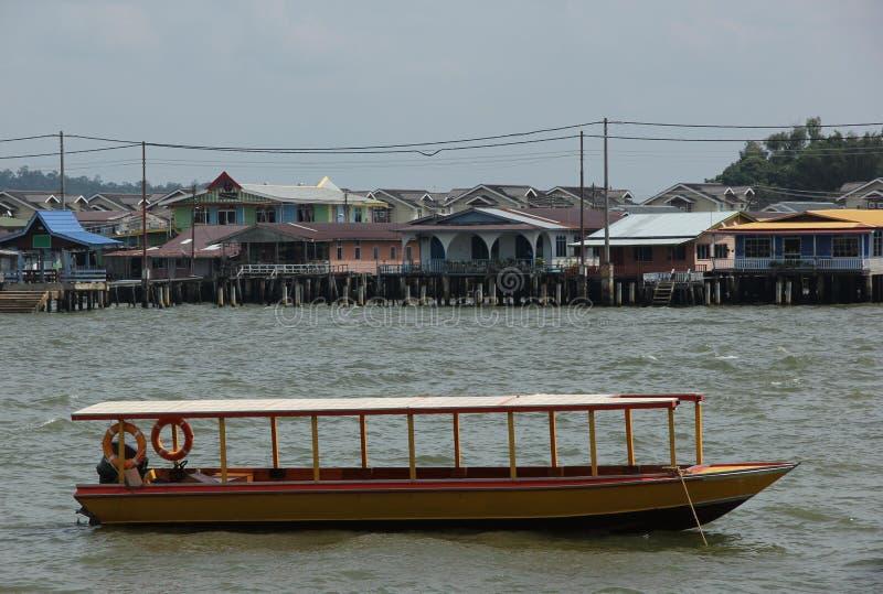 Ayer Kampong arkivbild