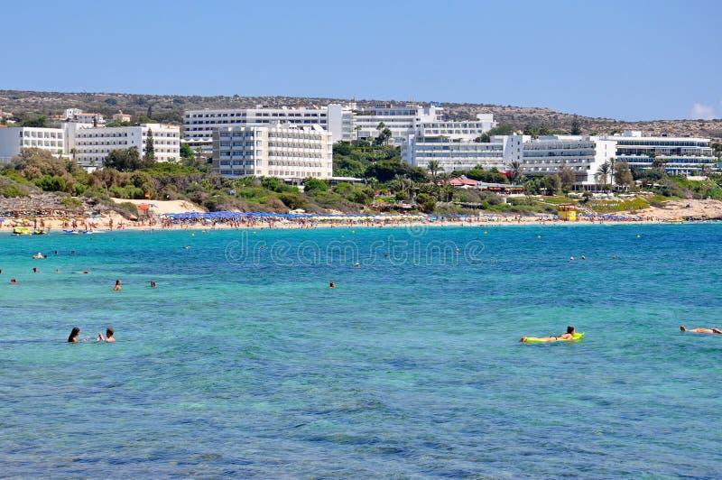 Ayia Napa, Cyprus royalty free stock images