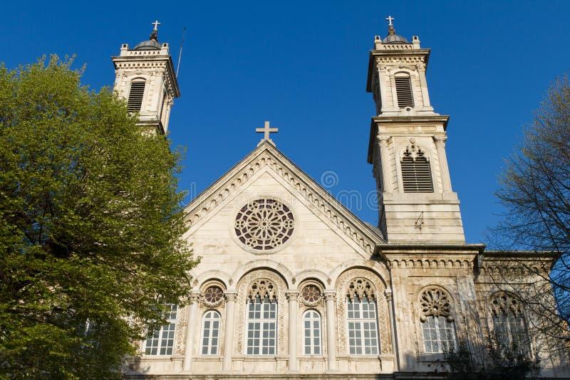 Ayia Triada Greek Orthodox Church Royalty Free Stock Image