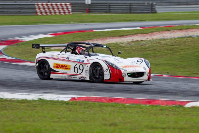 Aylezo Motorsports Merdeka Endurance Race Editorial Stock Photo