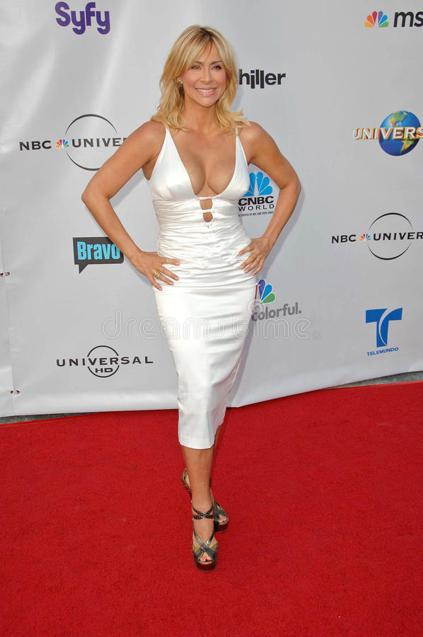Download Aylin Mujica At The Cable Show 2010: An Evening With NBC Universal, Universal Studios, Universal City, CA. 05-12-10 Editorial Photography - Image: 25586077