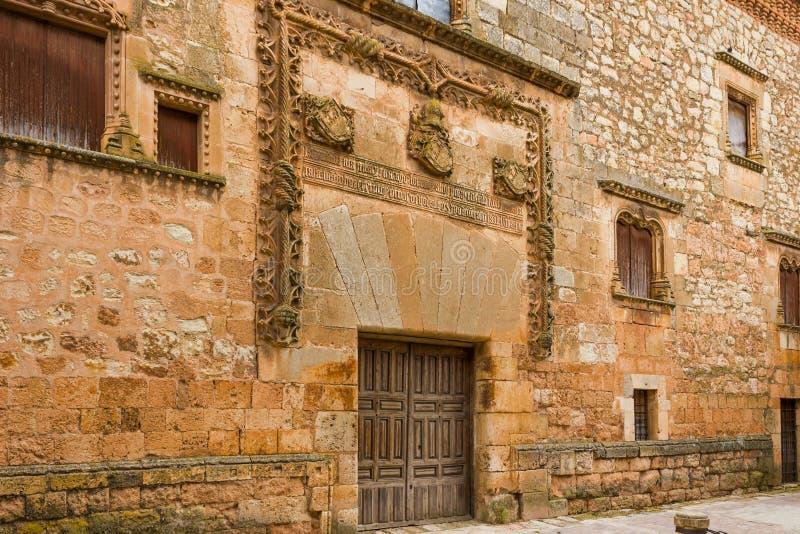 Ayllon, Ισπανία στοκ εικόνα με δικαίωμα ελεύθερης χρήσης