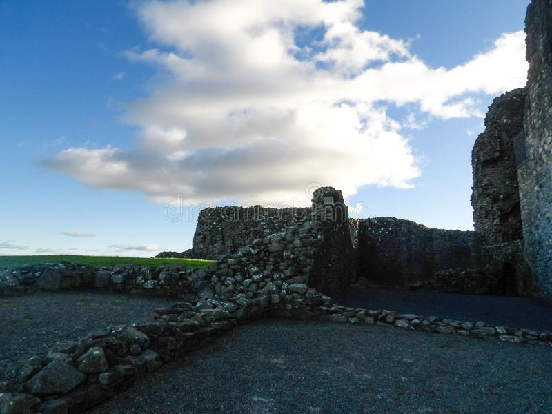 Ayrshire castle stock photography