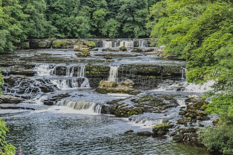 Aysgarth foto de stock