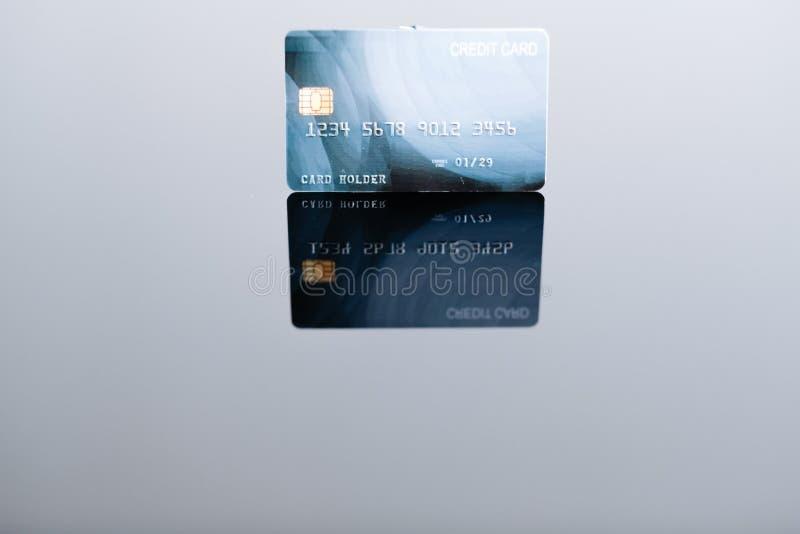 Ayuda de préstamo en línea de las finanzas del banco del préstamo de la tarjeta de crédito imagenes de archivo
