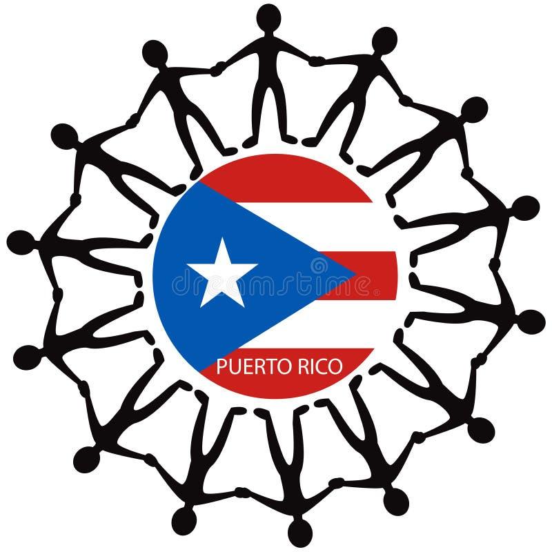 Ayuda Puerto Rico libre illustration