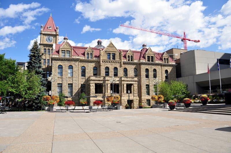 Ayuntamiento Calgary fotografía de archivo