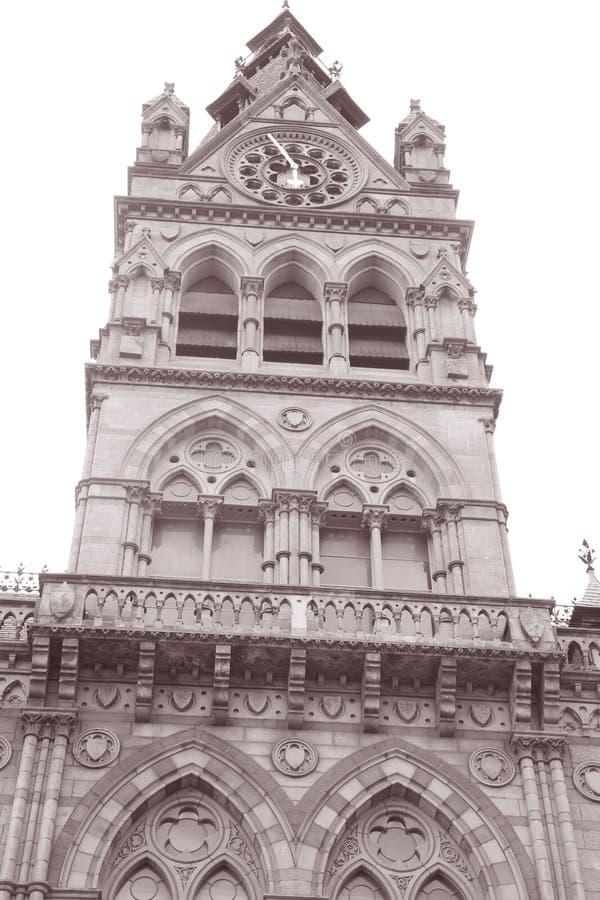 Ayuntamiento, Chester; Inglaterra fotos de archivo libres de regalías
