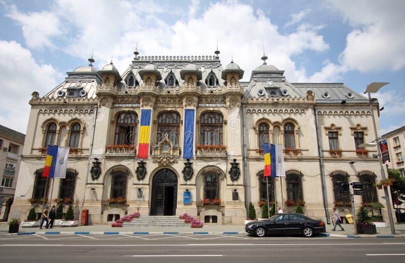Ayuntamiento de Craiova fotos de archivo libres de regalías