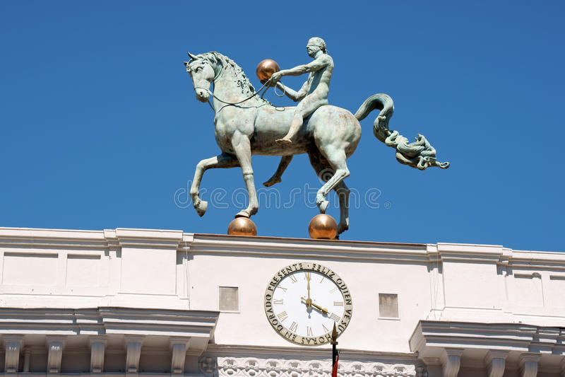 Ayuntamiento de Granada (Town Hall), Spain stock image