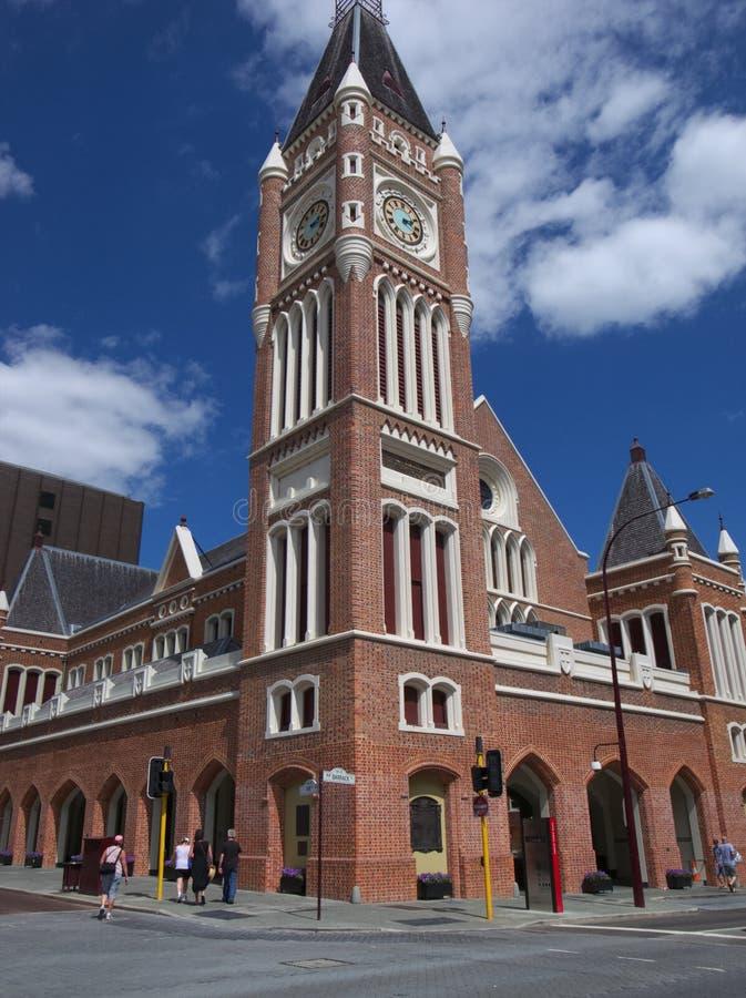 Ayuntamiento de Perth imágenes de archivo libres de regalías