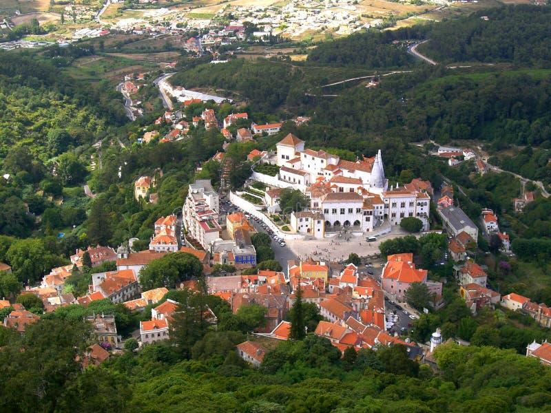 Ayuntamiento de Sintra fotografía de archivo