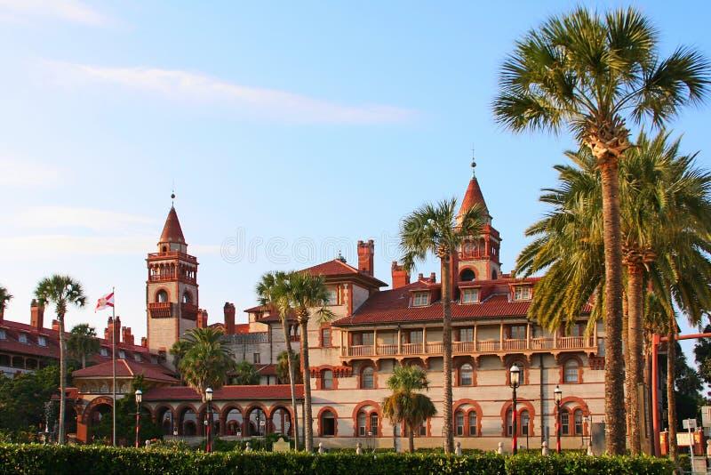 Ayuntamiento el St. Augustine y museo de Lightner, los E.E.U.U. imagen de archivo libre de regalías