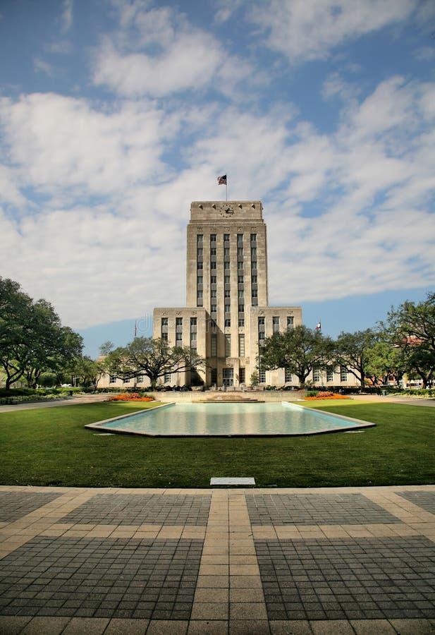 Ayuntamiento Houston imágenes de archivo libres de regalías
