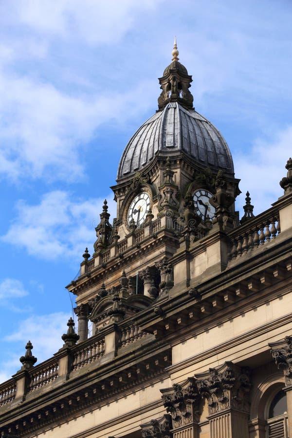 Ayuntamiento Leeds fotos de archivo