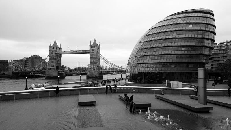 Ayuntamiento - Londres imagenes de archivo