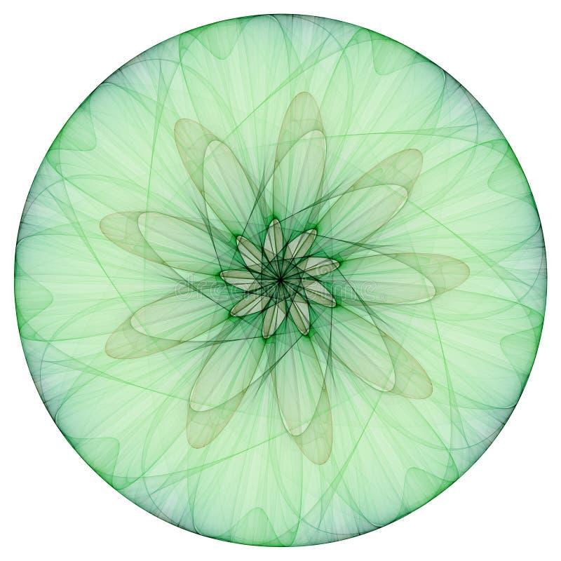 ayurveda πράσινο απεικόνιση αποθεμάτων