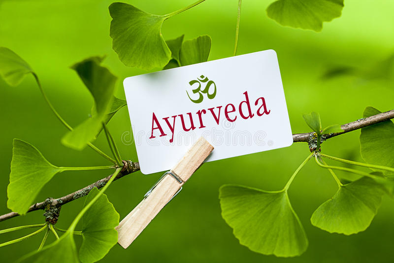 Ayurveda stock photos