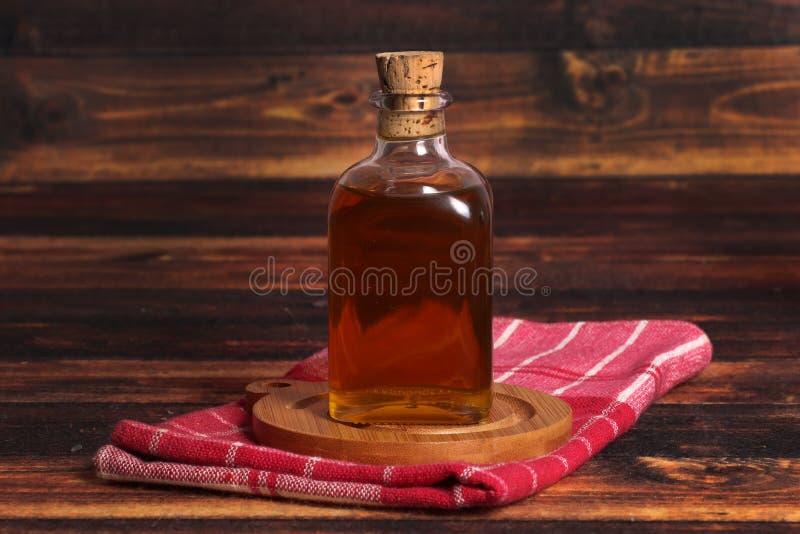 Ayurvedic masażu olej zdjęcie royalty free