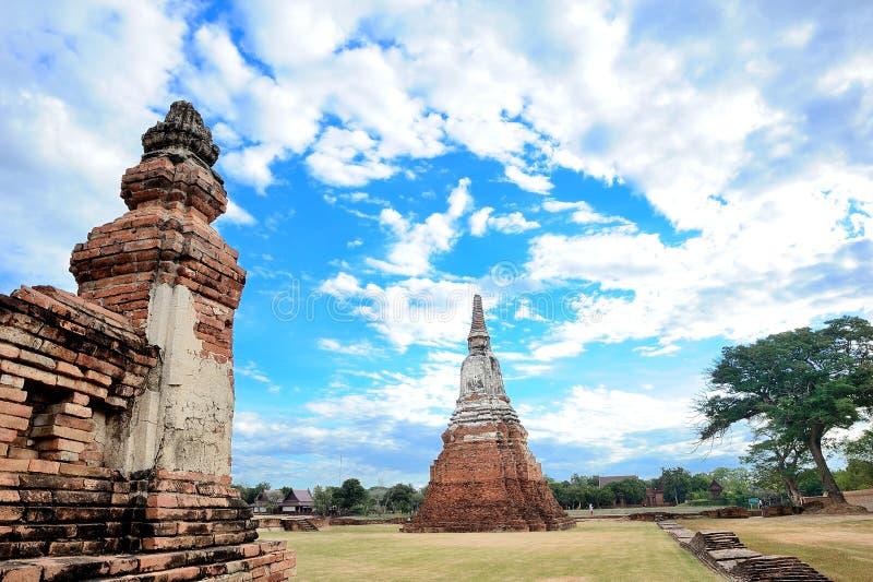 Ayuttaya, Tailandia fotografia stock libera da diritti