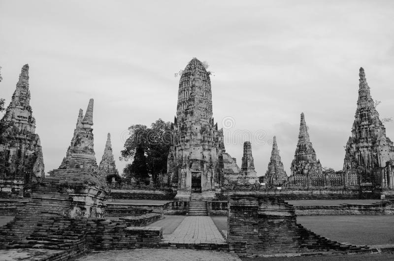 Ayuttaya Tailandia fotografie stock