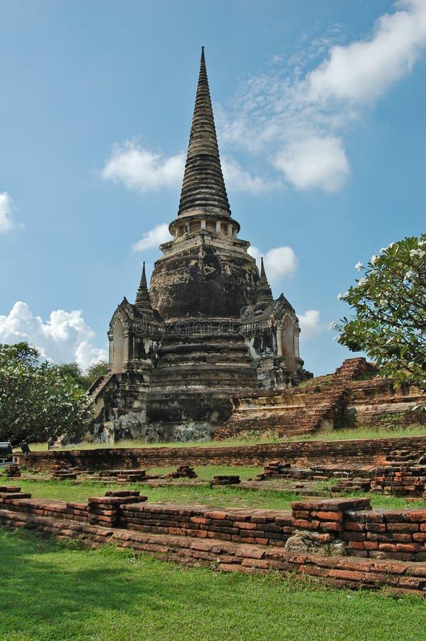 ayutthaya Ταϊλάνδη στοκ εικόνα με δικαίωμα ελεύθερης χρήσης